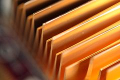 Free Copper Cooler Radiator Stock Images - 8612054