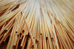 Copper cooling tubes Stock Image