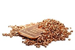 Copper Royalty Free Stock Photography
