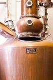 Copper Distiller Royalty Free Stock Images