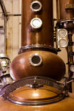 Copper Distiller Royalty Free Stock Image