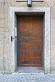 Copper Door Royalty Free Stock Photo