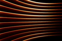 Copper Grill Royalty Free Stock Photo