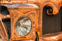 Copper Head Light Royalty Free Stock Photos