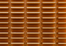 Copper heat sink on computer motherboard. Copper heat sink  on computer motherboard abstract background Royalty Free Stock Photo
