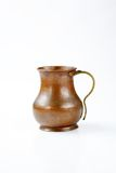 Copper jug Stock Photography