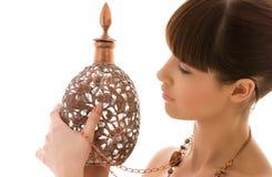 Copper jug Stock Image