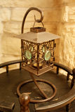Copper lantern Royalty Free Stock Photo