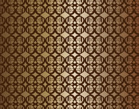 Copper Linked Background Stock Image
