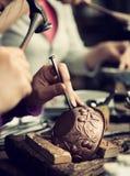 Copper master Stock Photos