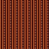 Copper matrix Royalty Free Stock Image