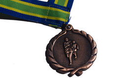 Copper medal Royalty Free Stock Images