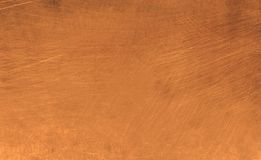 Free Copper Metal Plate Scratched Conceptual Texture Background No. 65 Stock Photography - 157486732