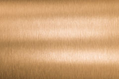 Copper metal texture Stock Images