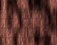 Copper metallic wall textured pattern Stock Photos