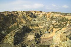 Copper Mine Royalty Free Stock Images