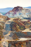Copper mine Stock Photo