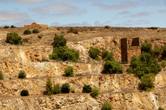 Copper Mine, Australian Heritage Stock Photos