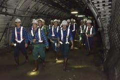 Copper mine. Stock Photo