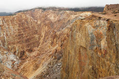 Copper Mine Royalty Free Stock Photo