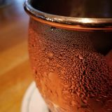 Copper Mug Royalty Free Stock Photos