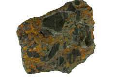 Copper ore Royalty Free Stock Images