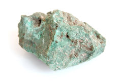 Copper ore Royalty Free Stock Photography