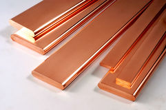 Copper Plate Royalty Free Stock Photography