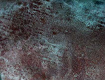 Copper plate ,texture Royalty Free Stock Photo
