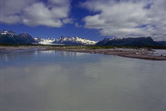 Copper River, Alaska Stock Photos