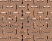 Copper rivet background. And illustration Stock Illustration