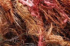 Copper scrap Royalty Free Stock Image