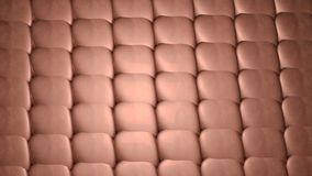 Copper, seamless pattern background. Stock Images