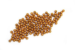 Copper shot Stock Images