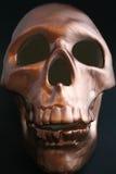 Copper Skull Royalty Free Stock Photos