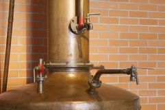Copper Still Stock Images