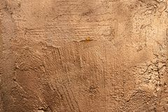 Copper stone painted texture outside-1 stock photo