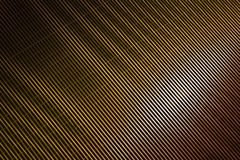 Copper Stripes Stock Photo