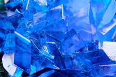 Copper sulfate Royalty Free Stock Image