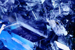 Copper sulfate Royalty Free Stock Images