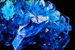 Copper sulfate Royalty Free Stock Photos