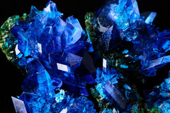 Copper sulfate Stock Images