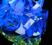 Copper sulfate Royalty Free Stock Photography
