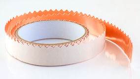 Copper tape Royalty Free Stock Photos