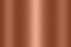 Copper texture background. Space for add text Royalty Free Stock Images