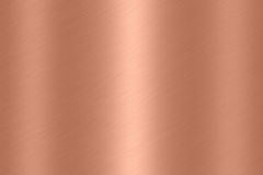 Copper texture background Stock Image