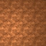 Copper texture. Or surface with detail Stock Photography