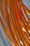 Copper Tubes Stock Images