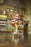 Copper Urn 2 Royalty Free Stock Photography
