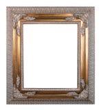 Copper vintage frame Stock Images